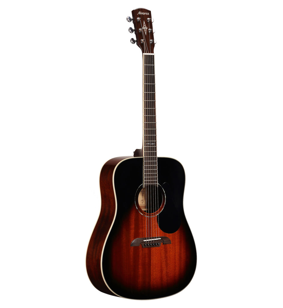 Artist  Series Dreadnought Sunburst Finish