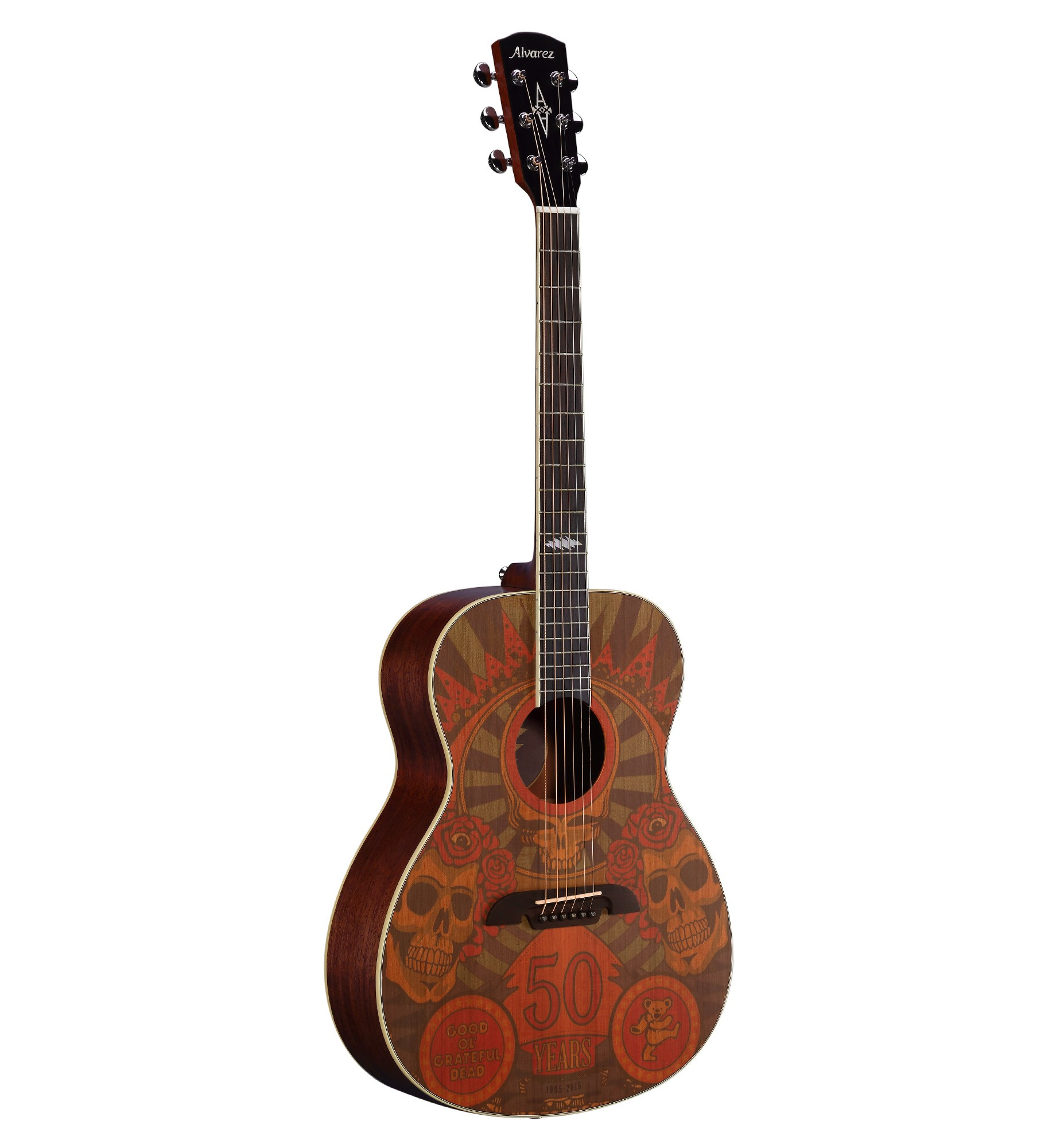 Dating a yairi guitar